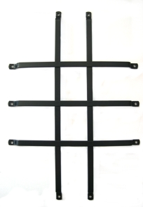 Grille anti effraction quinclic la quincaillerie d 39 un clic - Porte de garage anti effraction ...